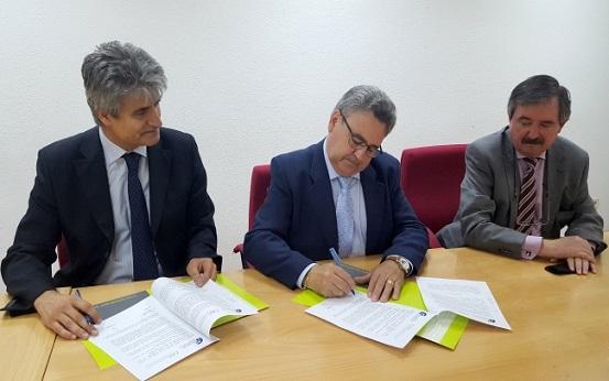 Firma Convenio CNI-Fedaoc