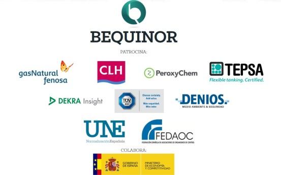 50 aniversario Asociación nacional de normalización de bienes de equipo y seguridad industrial (BEQUINOR)