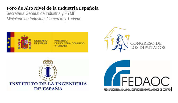 FEDAOC participa en la elaboración del documento borrador que recoge el Pacto de Estado por la Industria