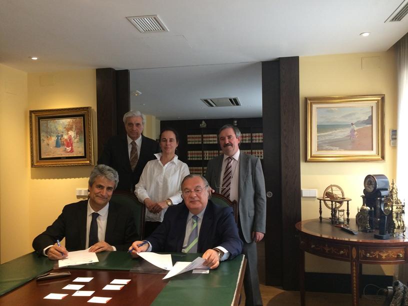 Convenio de colaboración TECNIFUEGO-AESPI y FEDAOC